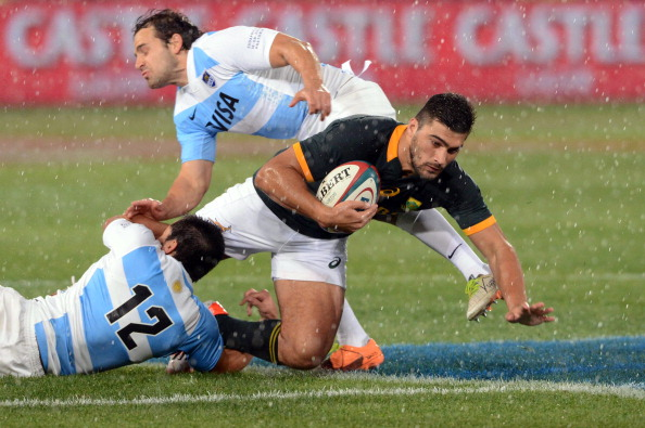 South Africa v Argentina - The Rugby Championship